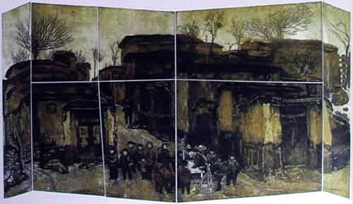 【百年中国 版画精品】(13) - 香儿 - xianger