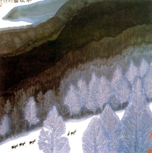 百年中国 国画.山水 - 香儿 - xianger