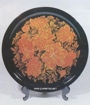 美丽的中国漆器古朴典雅、色彩绚丽,是中华民族的智慧结晶!