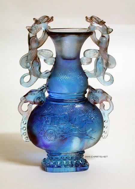 中国琉璃是中国古代文化与现代艺术的完美结合!