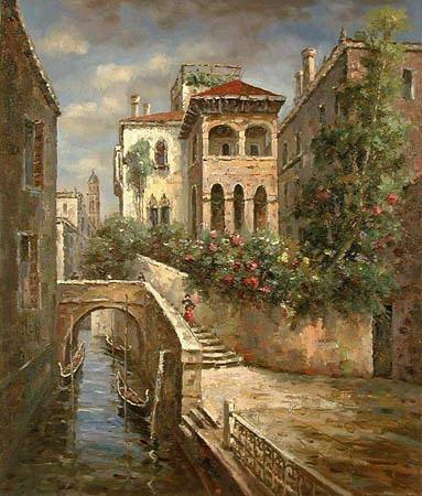 ...风景_摄影艺术_奎文教育网   求一幅外国著名油画风景的名...