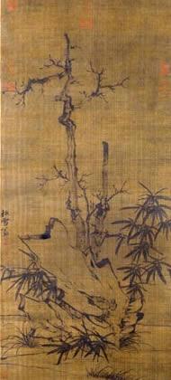 历代名家画兰 - 平湖墨客 - 颜建国的书画评论和文学原创博客