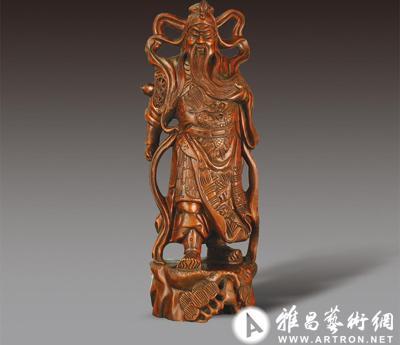 木雕关公像的种类知多少