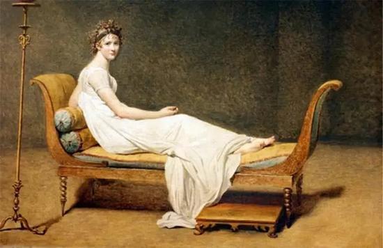 面纱古代女人手绘图片