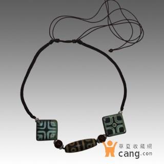八眼天珠项链――藏传精品 宗教至宝