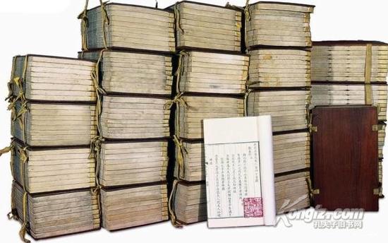 值得收藏的清板古籍有哪几种