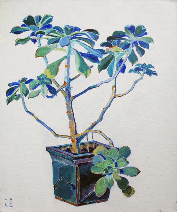 凡花·式景---王大志绘画作品展及艺术分享会